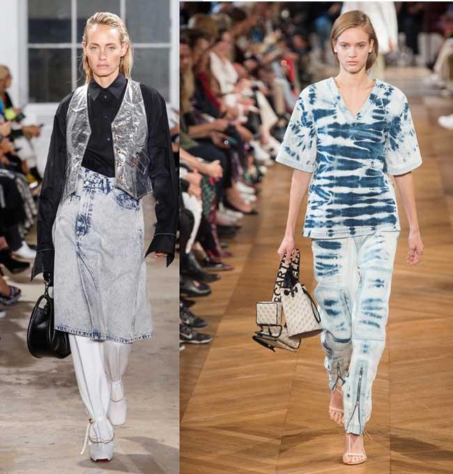 Тренды в одежде 2019 фото
