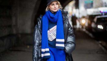 Утепляемся: какие шарфы носить в этом сезоне, фото