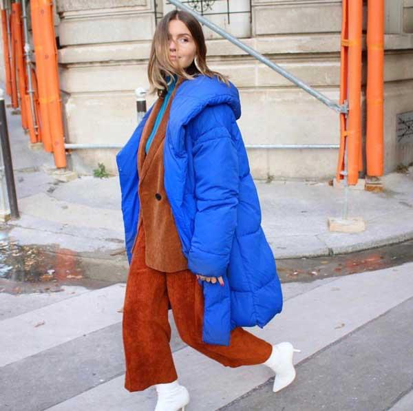 Звездный стиль - какие носят пуховики зимой 2019