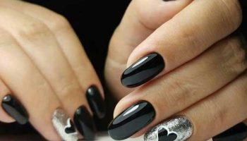 Маникюр на 14 февраля: дизайн ногтей с сердечками, новинки