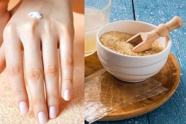Желатин для ногтей - как применять, ванночки, обертывания