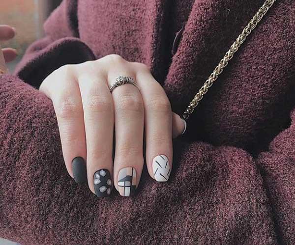 61618d899e7 Красивый дизайн ногтей на весну 2019  тенденции