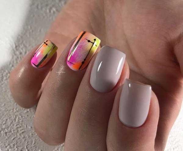 Весна модный дизайн ногтей