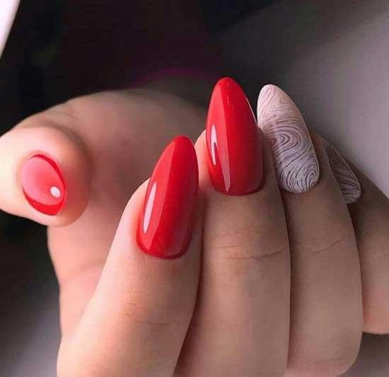Ногти Шеллак Фото Дизайн 2019 Осень