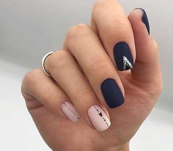 Маникюр с точками 2019-2020: новинки стильного дизайна ногтей