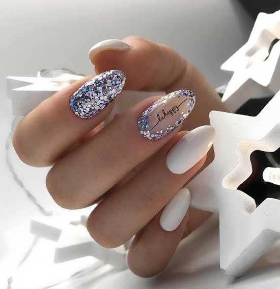 Модный цвет маникюра 2019 фото ногтей