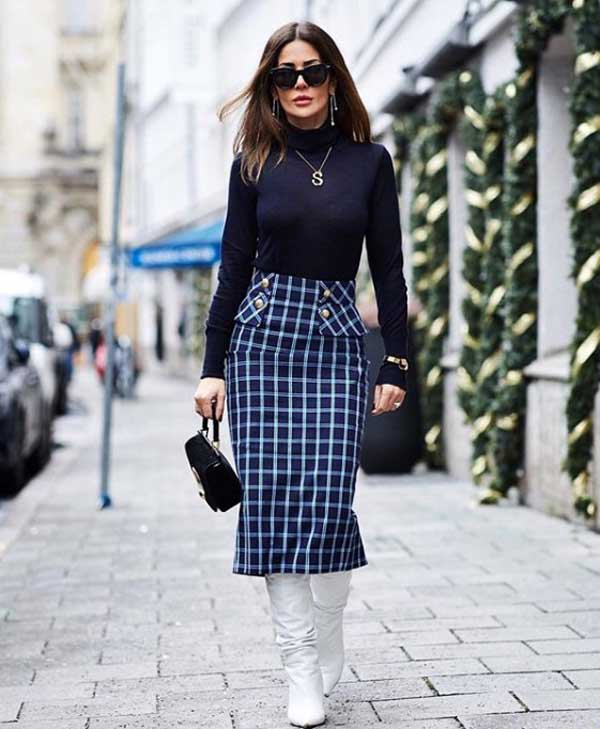Модные юбки 2020 красивые образы