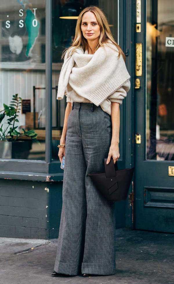 Модные свитеры 2019 фото