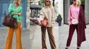 Благородный вельвет: как носить самую модную фактуру года
