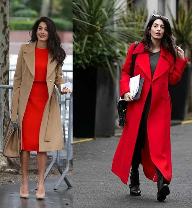Новые образы Амаль Клуни 2019
