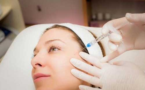 Мезотерапия - процедура омоложения лица