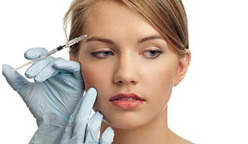 Ботокс - процедура для омоложения кожи лица