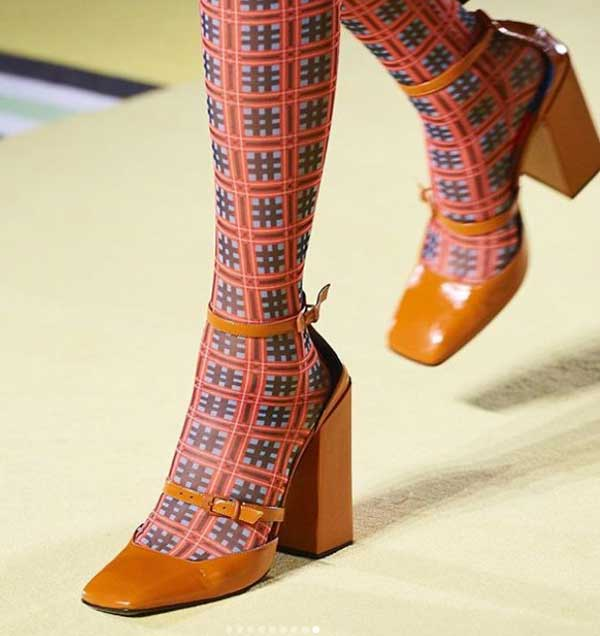 VersaceSS19 - модная обувь весна и лето