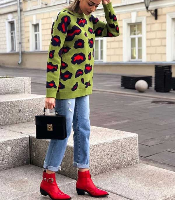 Модные казаки для весны 2019