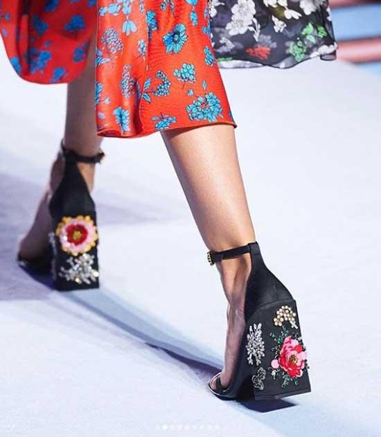 9e4b9c09796 Модная обувь 2019 - босоножки. Содержание. Трендовые детали обуви весна-лето  ...