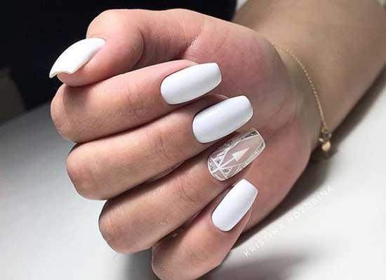 Negative nails и геометрия