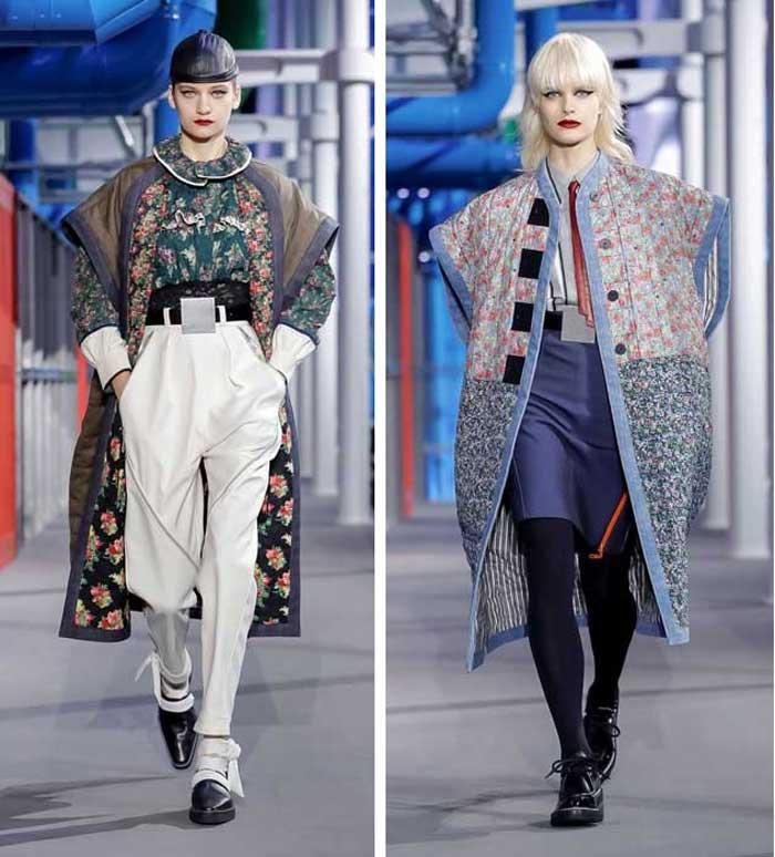 Пальто 2019 Louis Vuitton