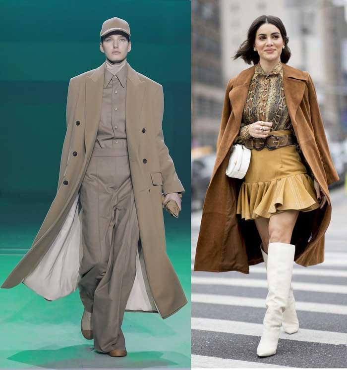 10 модных пальто весна-осень 2019: фото, красивые модели