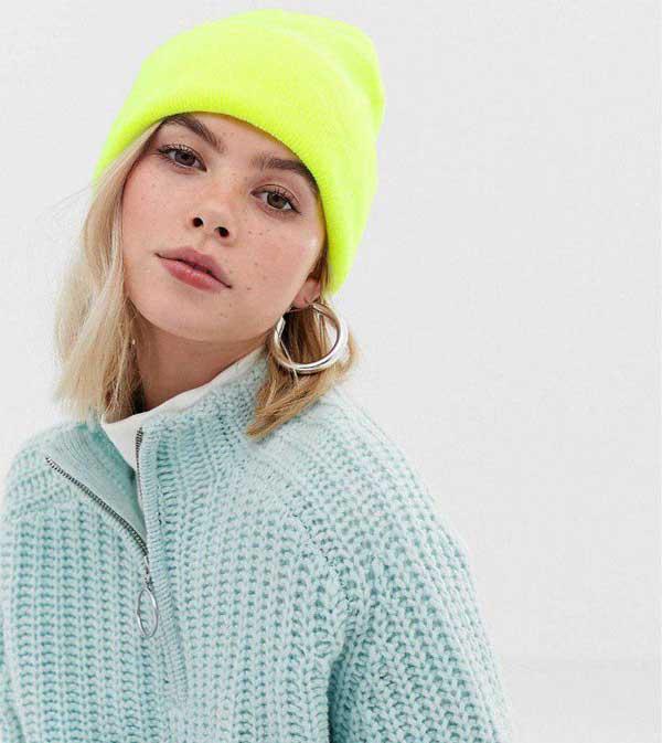 Как одеваться полненьким девушкам - модные головные уборы
