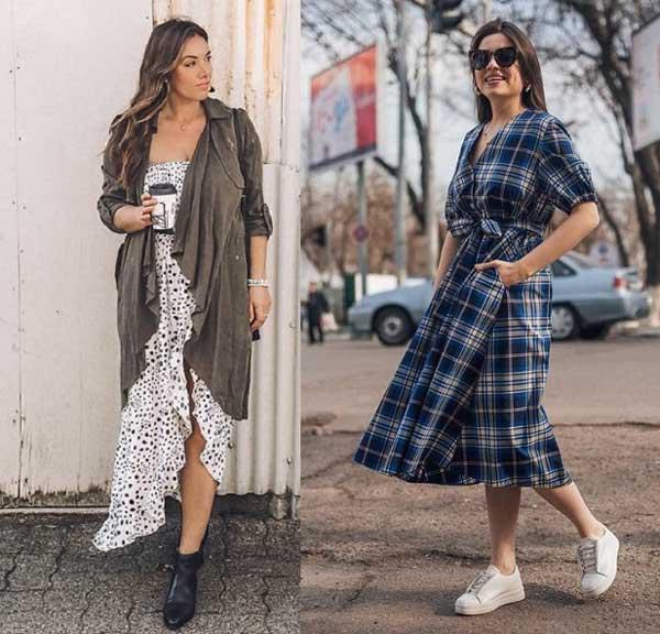 Как одеваться полным девушкам фото и рекомендации