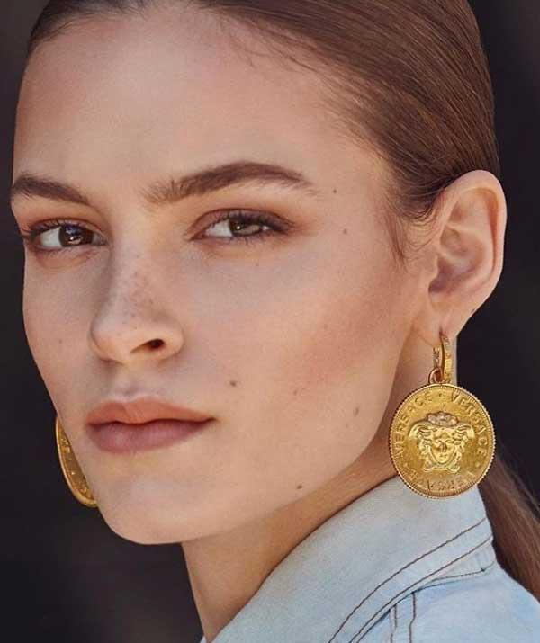 Натуральный модный макияж 2019