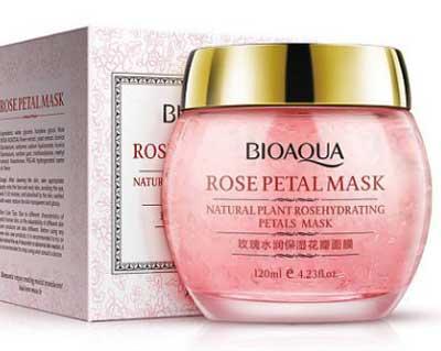 Bioaqua ночная маска для лица