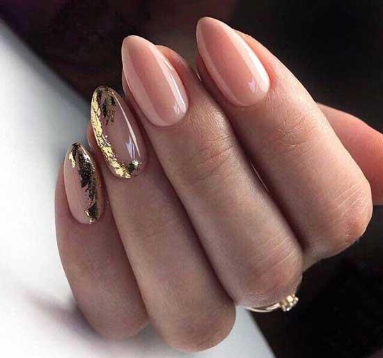 Острые ногти дизайн ногтей