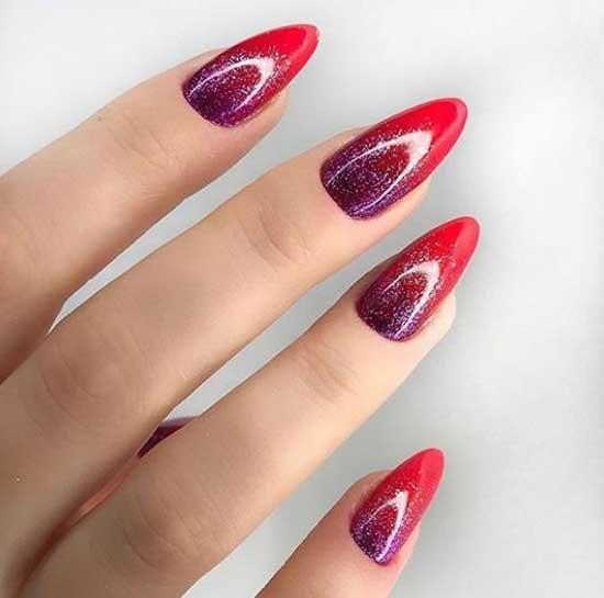 Острые ногти - мода 2019-2020