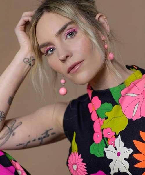 Модный макияж 2019