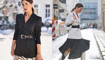 С чем носить плиссированную юбку: модные образы