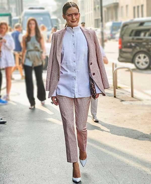 Как одевается Оливия Палермо