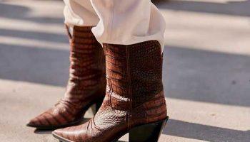 Заправляйте брюки в обувь: уже модно, микротренд 2019