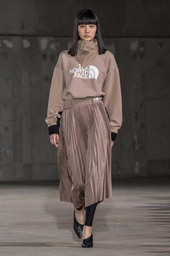 Ready-To-Wear 2019-2020 длинные юбки на неделях моды