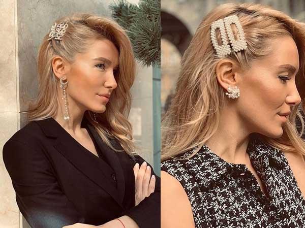 Самые трендовые и модные украшения для волос