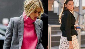 Модные пиджаки 2019: тенденции, лучшие образы и сочетания