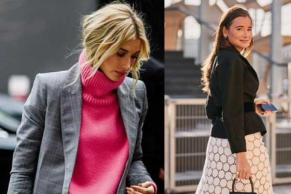 Модные женские пиджаки 2019