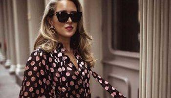 Очаровательные модные платья 2019-2020: лучшие образы, фото