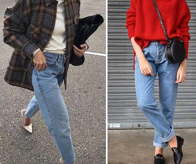 Модные джинсы бойфренды 2019-2020