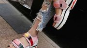 Спортивные сандалии: маст-хэв сезона, с чем носить, фото