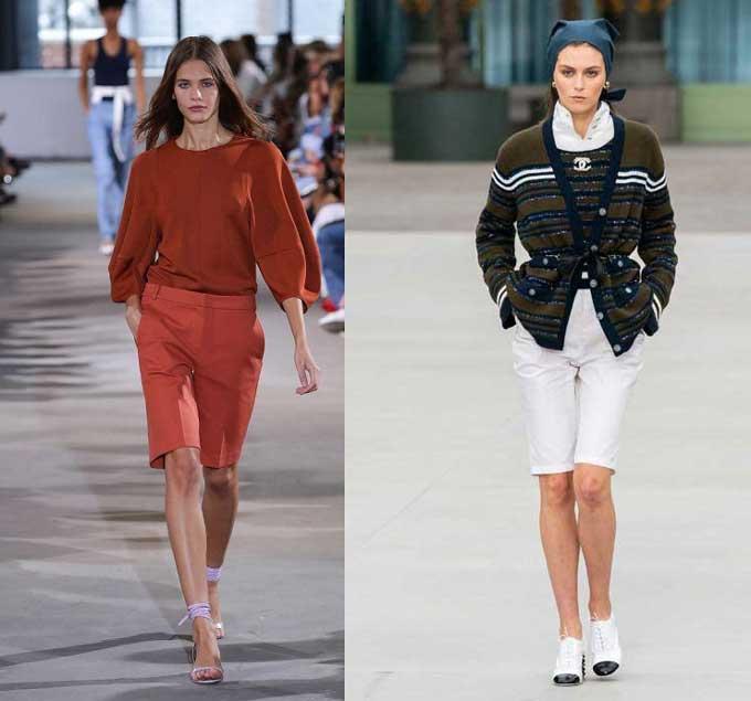 Модная летняя одежда 2019