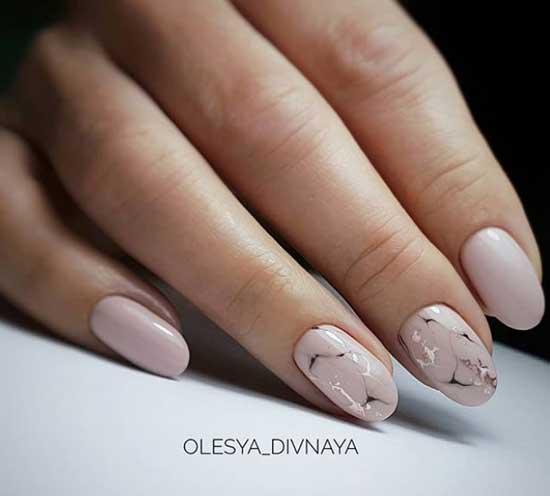 Дизайн ногтей для невест