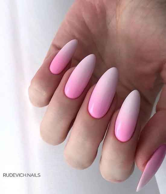 Модный розовый маникюр 2020: фото-идеи, новинки, тренды
