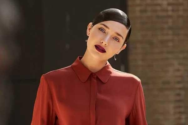 Модные женские модели рубашек