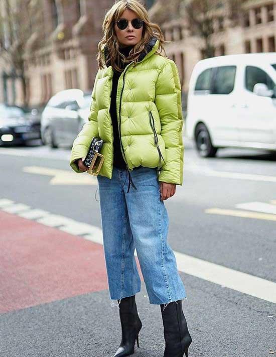 Стильный образ с джинсами
