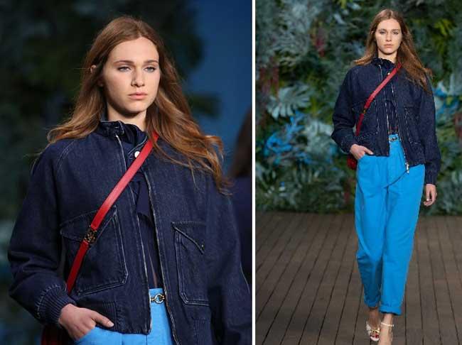 Модные джинсовые куртки из денима 2020