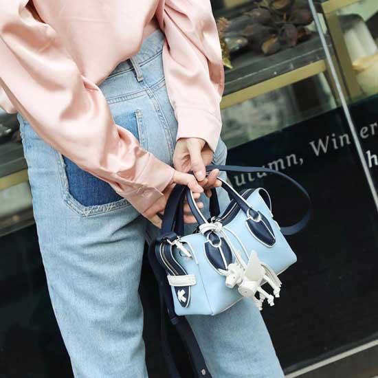 Образ с джинсами и рубашкой