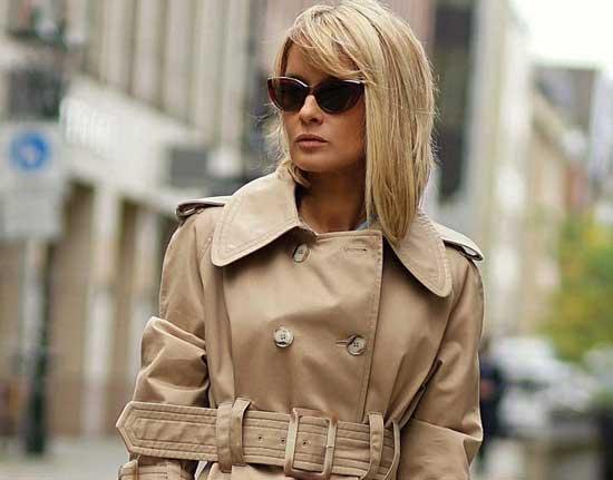 Модный блогер со стильной стрижкой