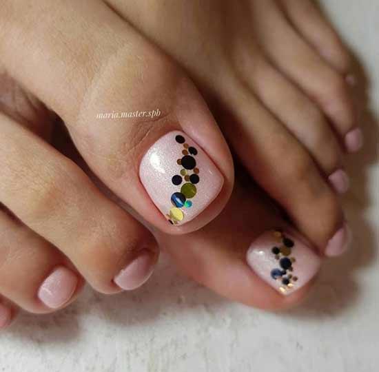 Камифубуки дизайн ногтей