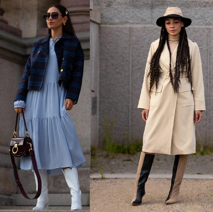 Тенденции моды 2019-2020 фото и образы