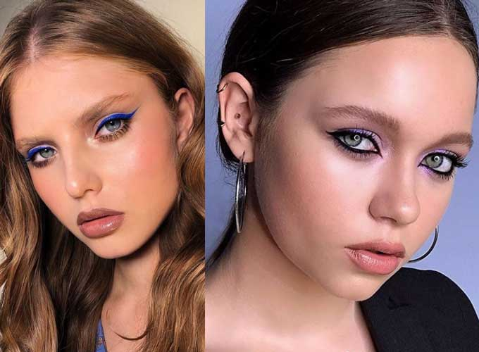 Фото трендового макияжа 2019-2020